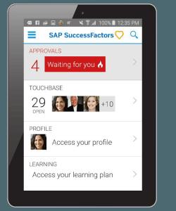 SAP Business One Partner in India-SAP Success Factors | Parth Infotech